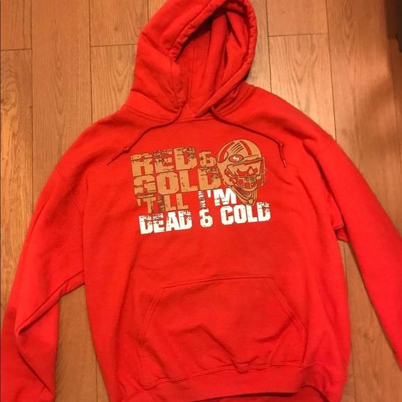 cfc5e893 San Francisco 49ers hoodie
